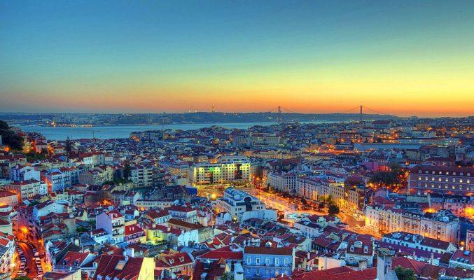 Lisbon Bồ Đào Nha, thành phố sáng tạo